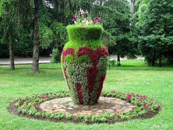 Αριστουργηματικές διακοσμήσεις κήπων14