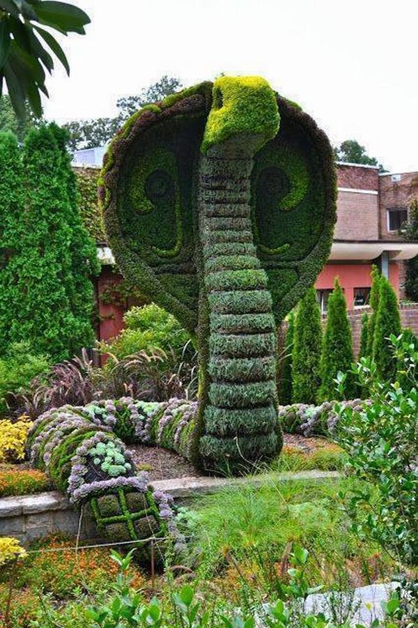 Αριστουργηματικές διακοσμήσεις κήπων16