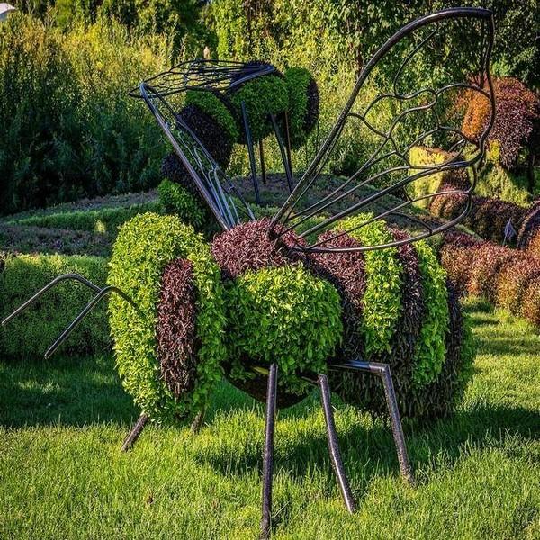 Αριστουργηματικές διακοσμήσεις κήπων2