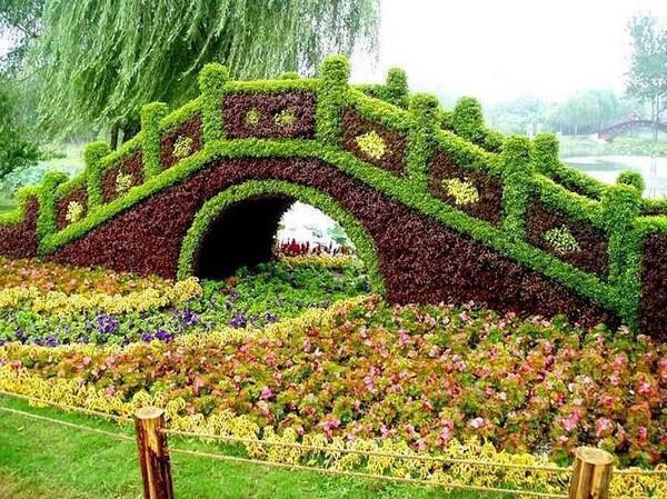 Αριστουργηματικές διακοσμήσεις κήπων3