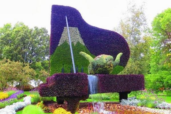 Αριστουργηματικές διακοσμήσεις κήπων4