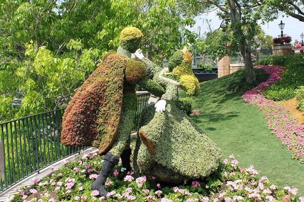 Αριστουργηματικές διακοσμήσεις κήπων6