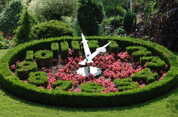 Αριστουργηματικές διακοσμήσεις κήπων8