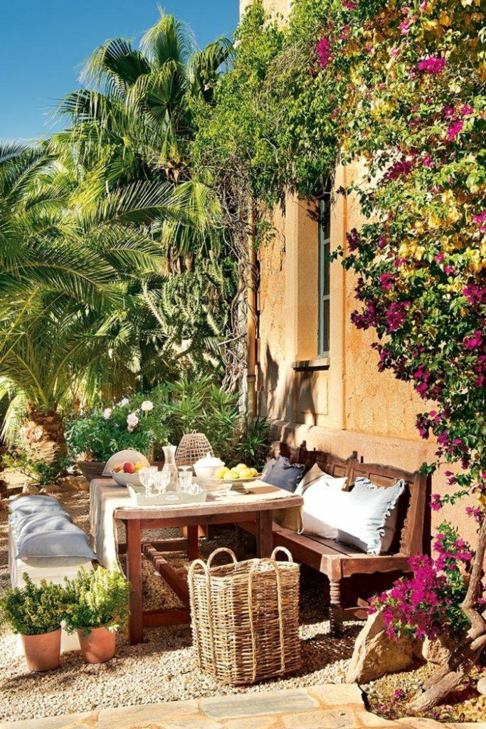 Μεσογειακός κήπος ιδέες1