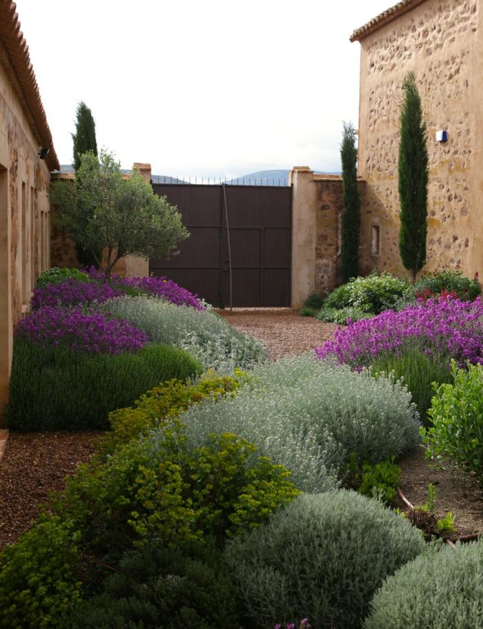 Μεσογειακός κήπος ιδέες16
