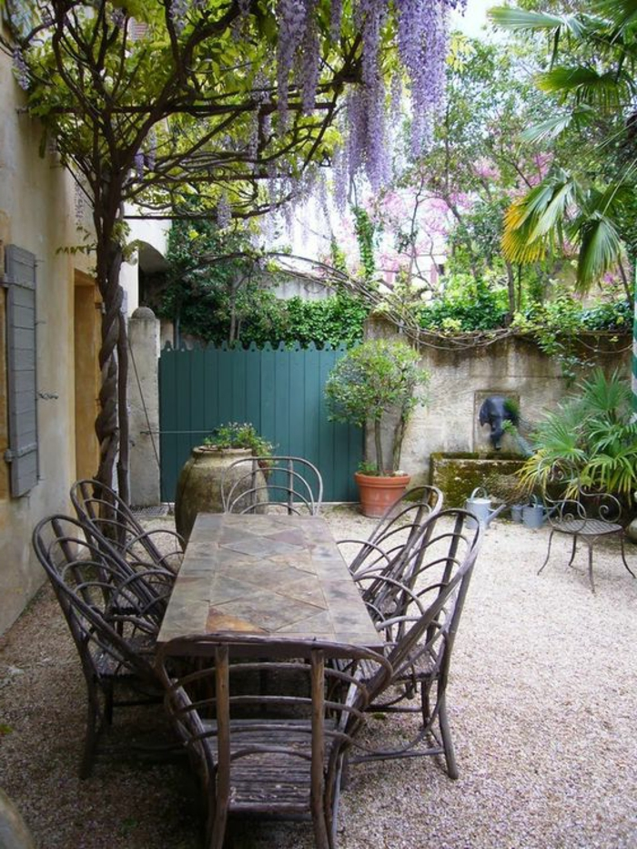 Μεσογειακός κήπος ιδέες27