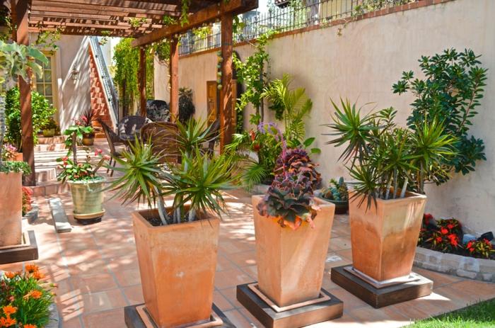 Μεσογειακός κήπος ιδέες31