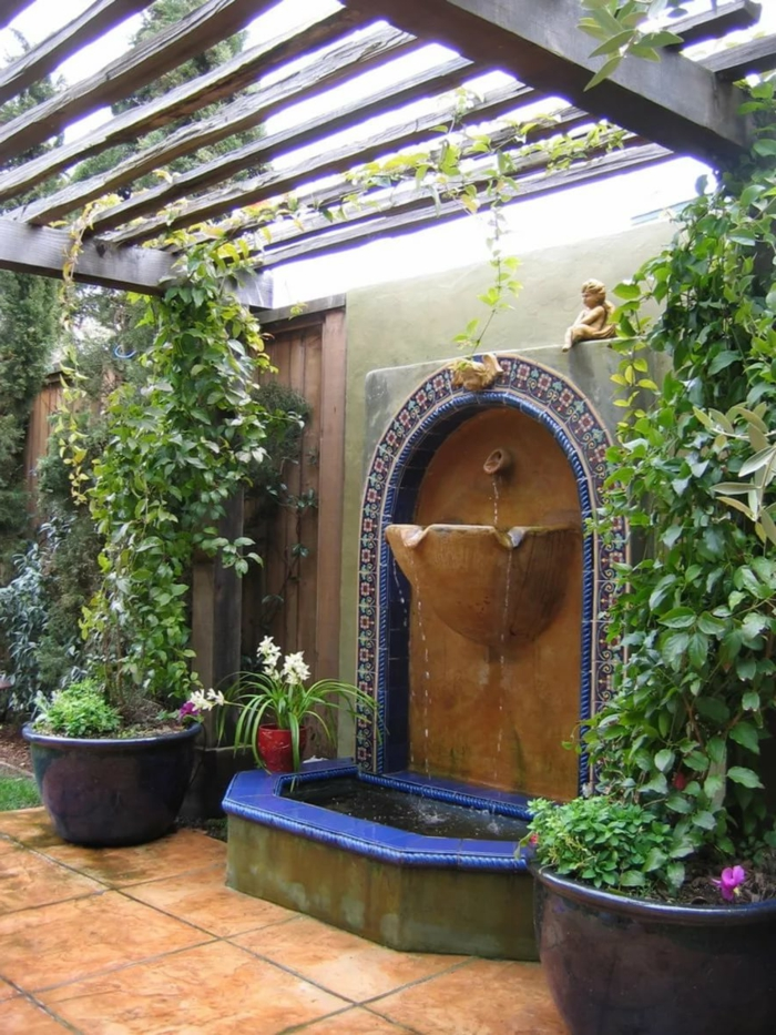 Μεσογειακός κήπος ιδέες40