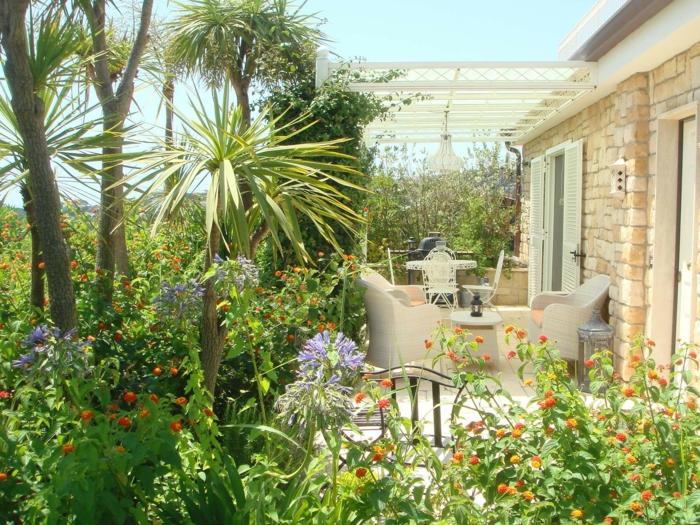 Μεσογειακός κήπος ιδέες42