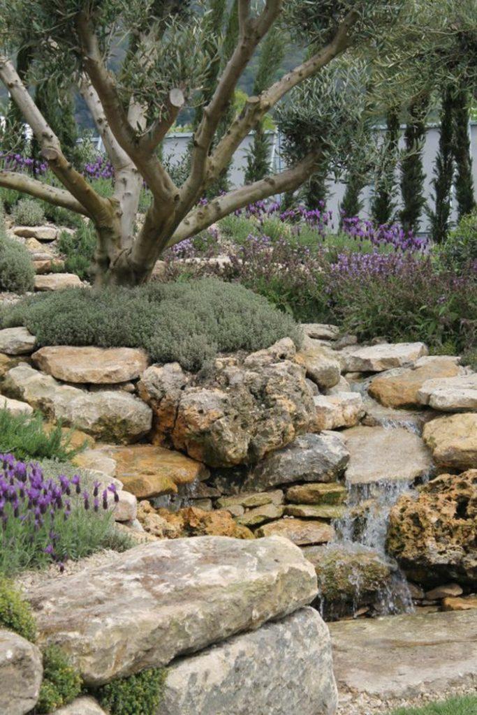 Μεσογειακός κήπος ιδέες47