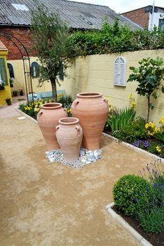 Μεσογειακός κήπος ιδέες55