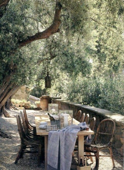 Μεσογειακός κήπος ιδέες57