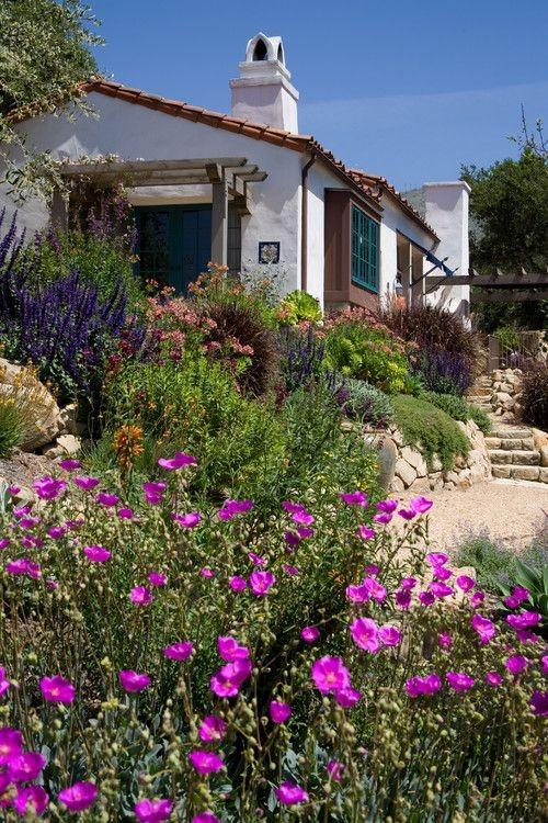 Μεσογειακός κήπος ιδέες59