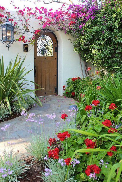 Μεσογειακός κήπος ιδέες62