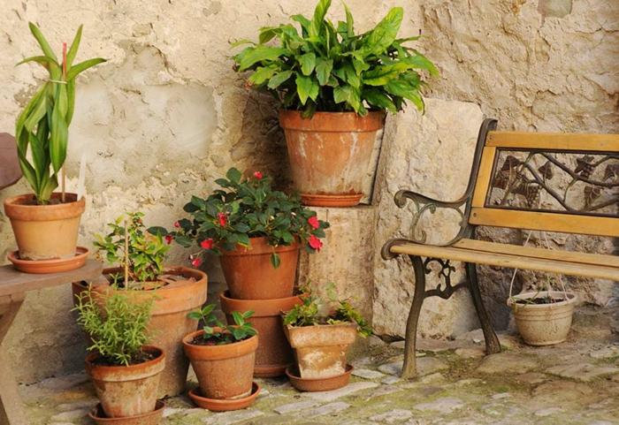 Μεσογειακός κήπος ιδέες9