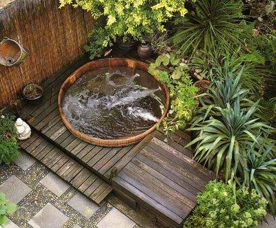 μικρή πισίνα στον κήπο21