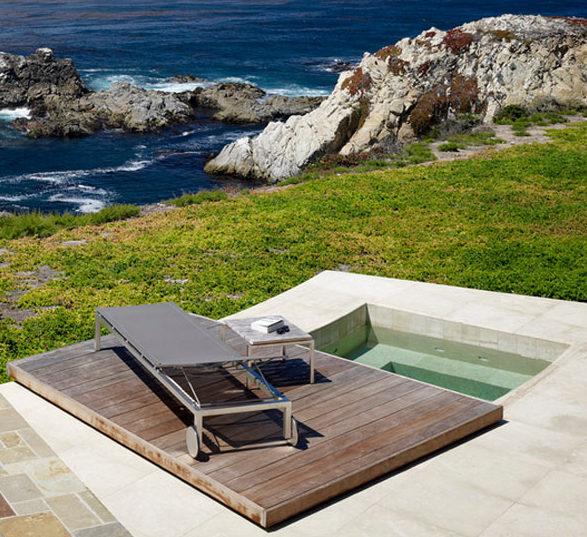 μικρή πισίνα στον κήπο4