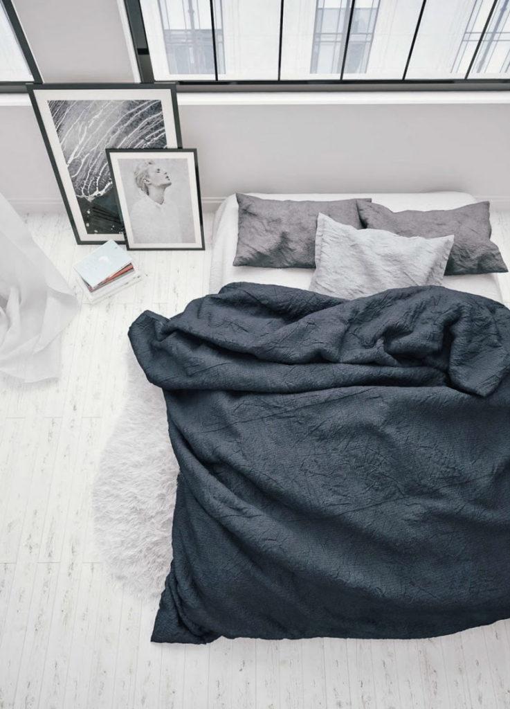 Κρεβάτι στο πάτωμα5