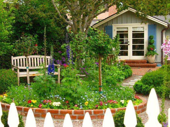 ιδέες διακόσμησης κήπου104
