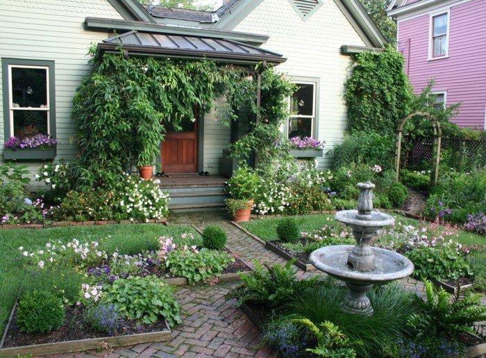 ιδέες διακόσμησης κήπου106