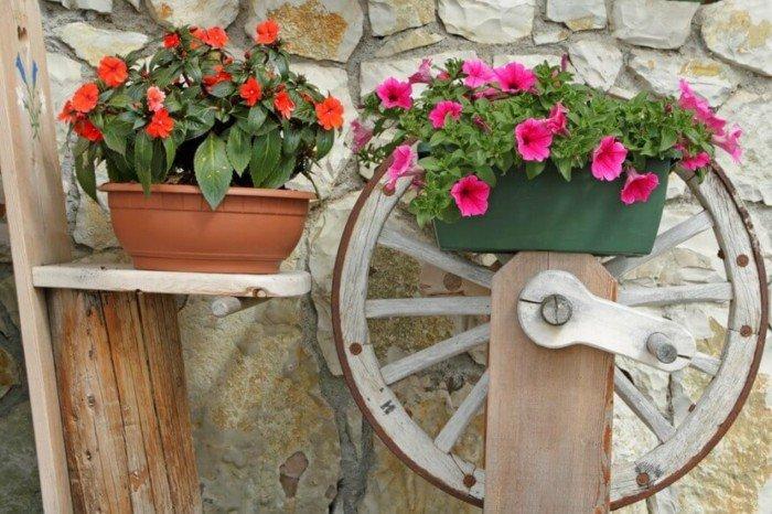 ιδέες διακόσμησης κήπου107