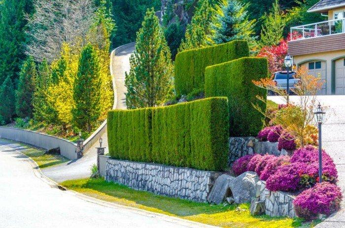 ιδέες διακόσμησης κήπου108