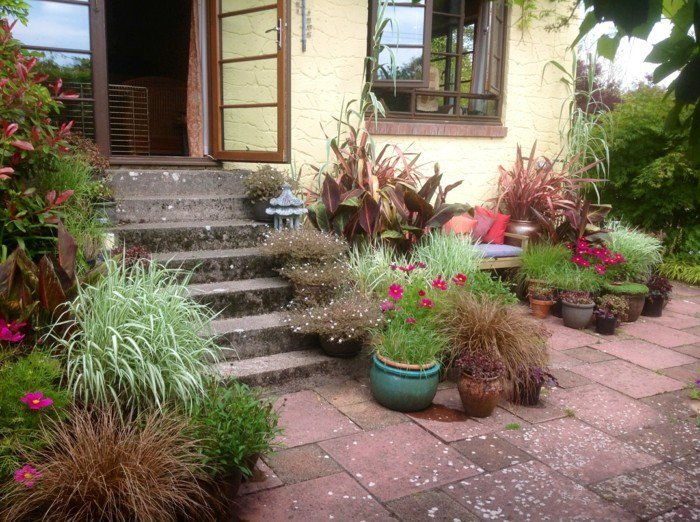 ιδέες διακόσμησης κήπου110
