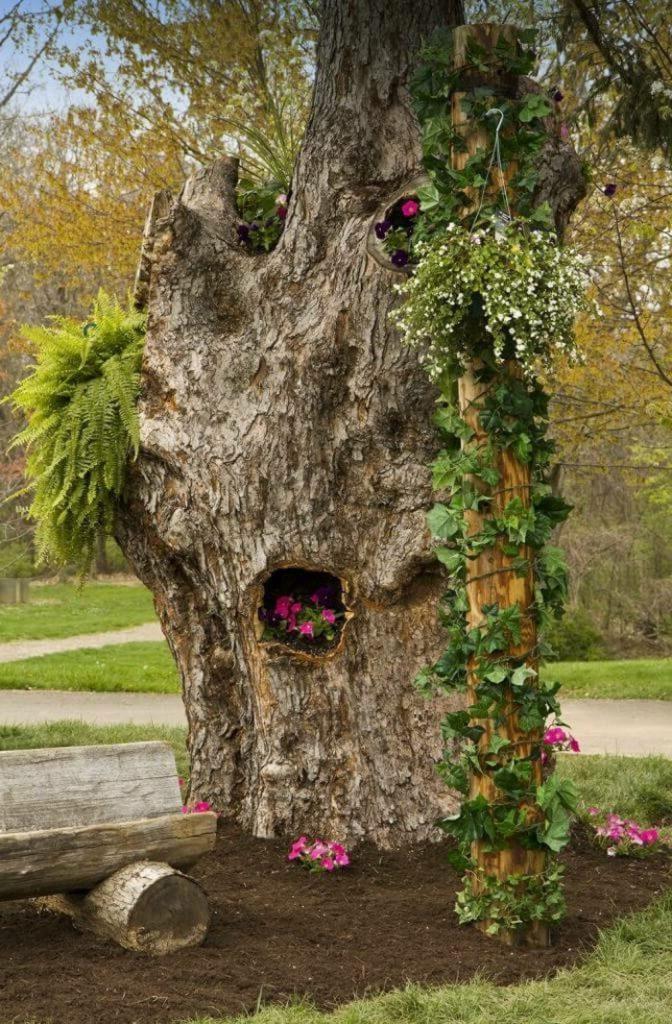 ιδέες διακόσμησης κήπου15