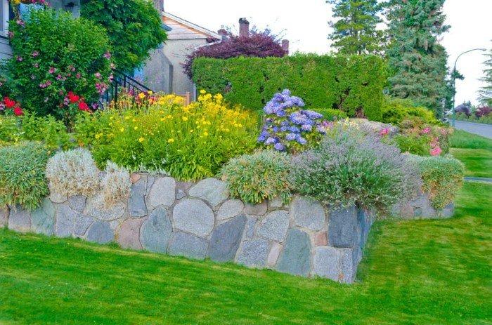 ιδέες διακόσμησης κήπου35
