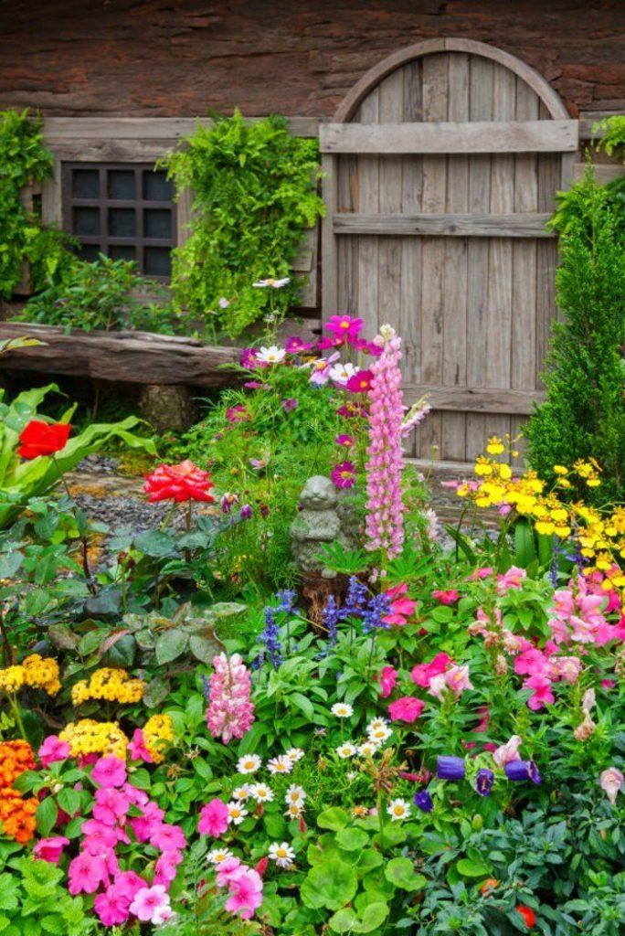 ιδέες διακόσμησης κήπου47