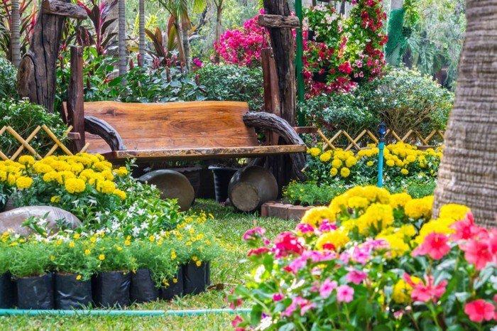 ιδέες διακόσμησης κήπου49