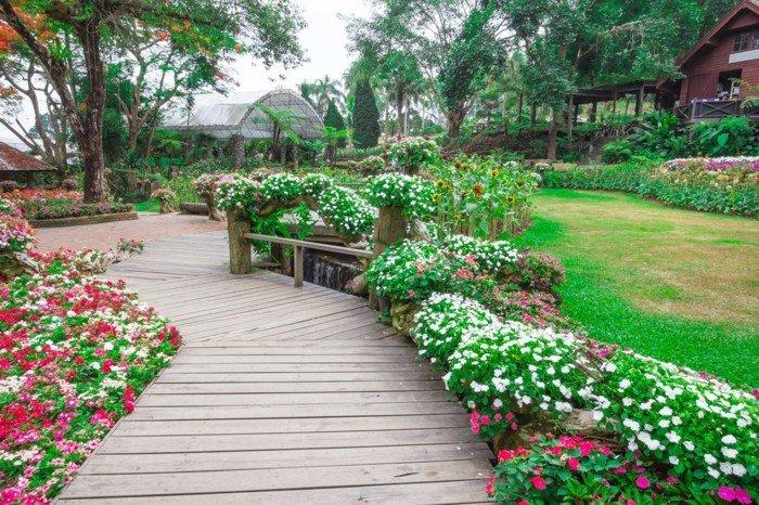 ιδέες διακόσμησης κήπου52
