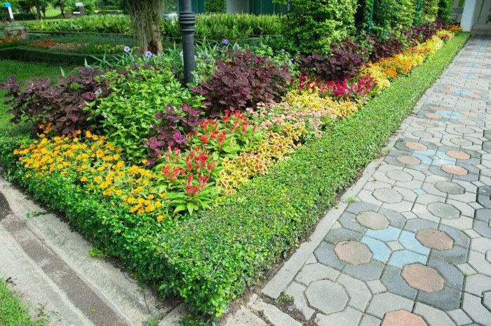 ιδέες διακόσμησης κήπου53
