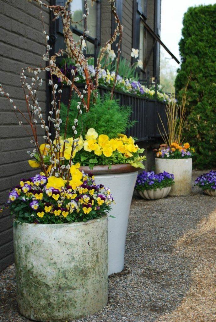 ιδέες διακόσμησης κήπου62