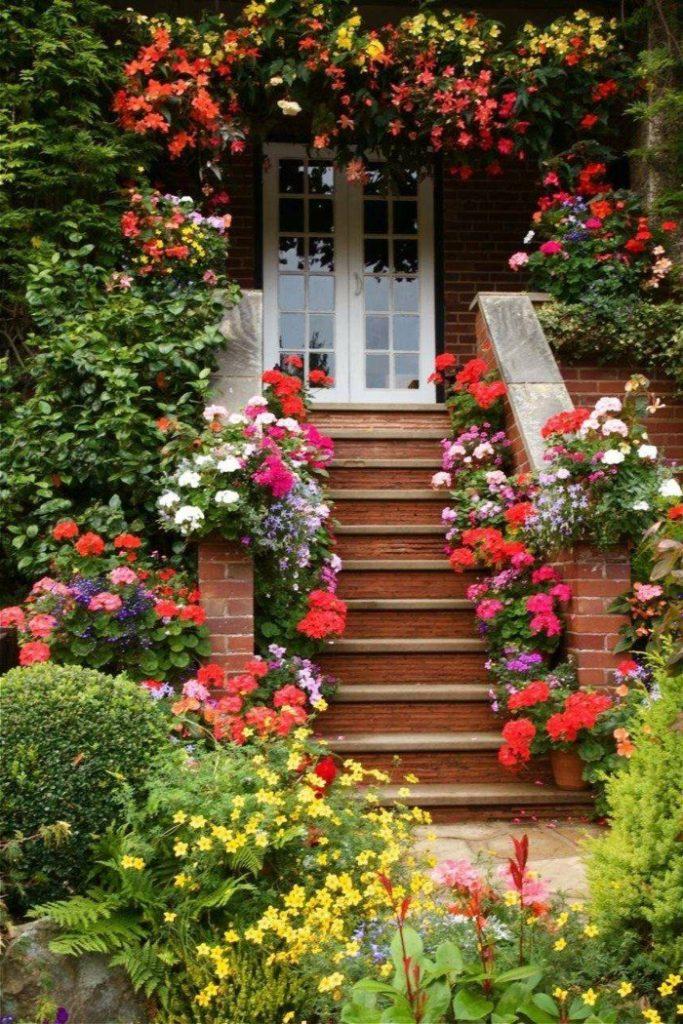 ιδέες διακόσμησης κήπου68