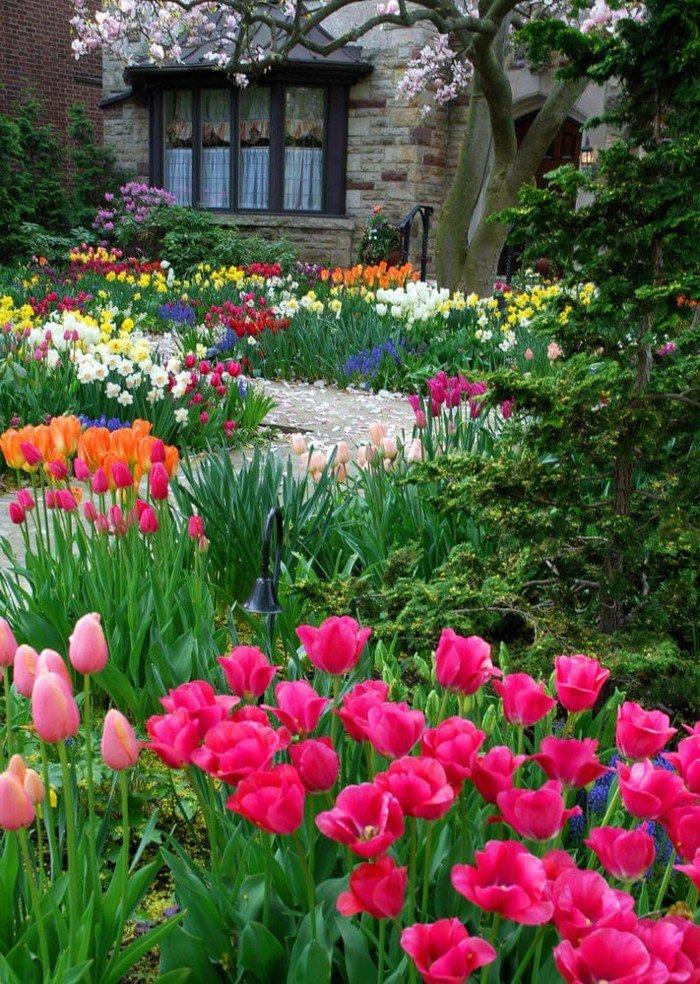 ιδέες διακόσμησης κήπου82