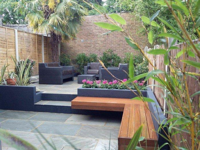 ιδέες διακόσμησης κήπου91