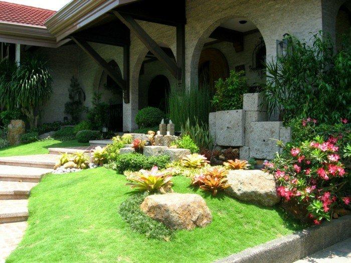 ιδέες διακόσμησης κήπου96