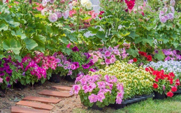 ιδέες διακόσμησης κήπου99