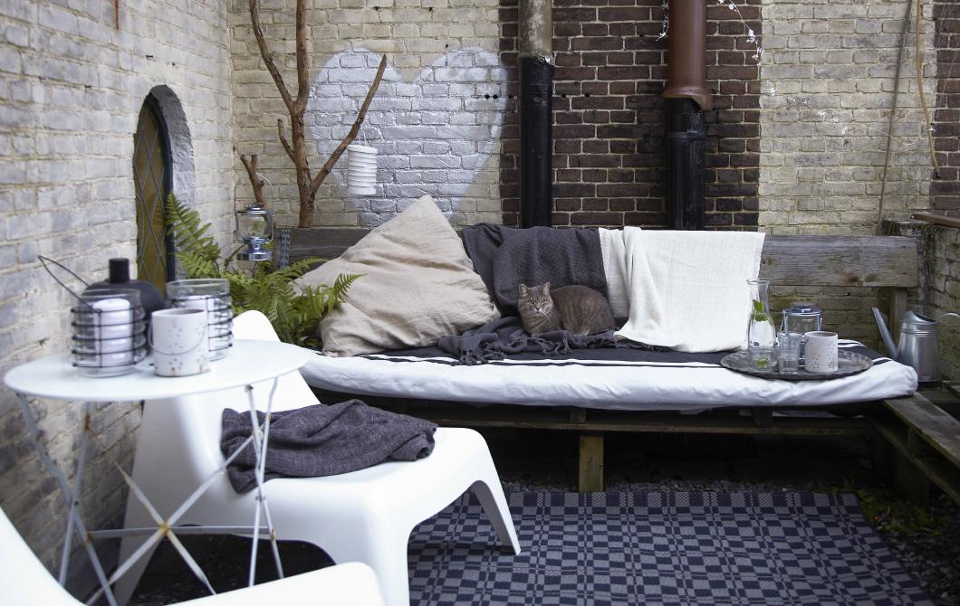 12 Ikea τρόποι για να ζωντανέψετε τον υπαίθριο χώρο σας