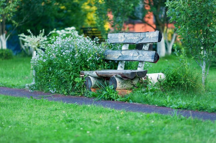 παγκάκια κήπου4