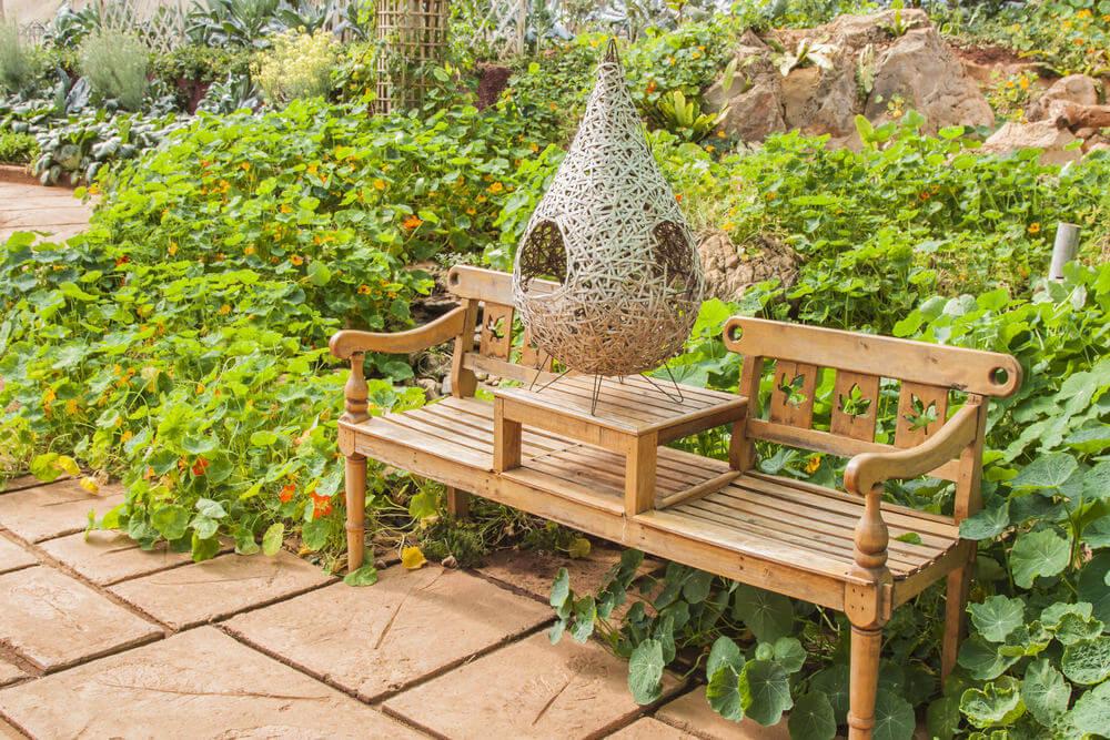παγκάκια κήπου50