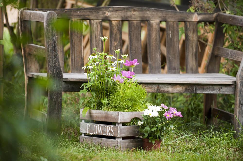 παγκάκια κήπου8