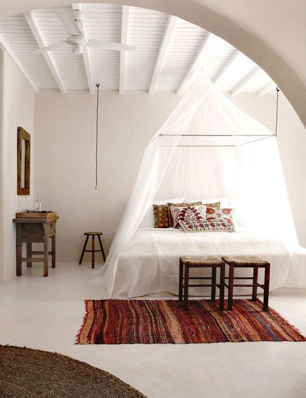ρουστίκ έθνικ υπνοδωμάτια10