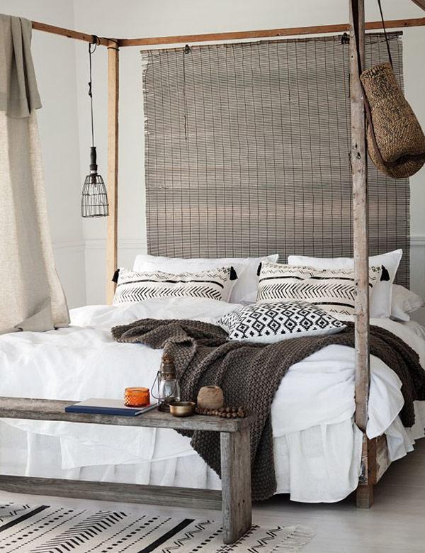 ρουστίκ έθνικ υπνοδωμάτια5