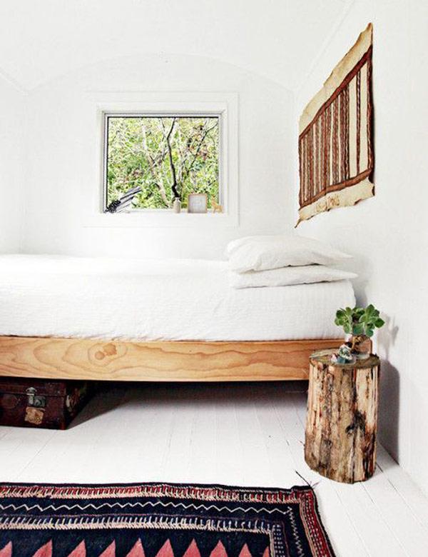 ρουστίκ έθνικ υπνοδωμάτια9