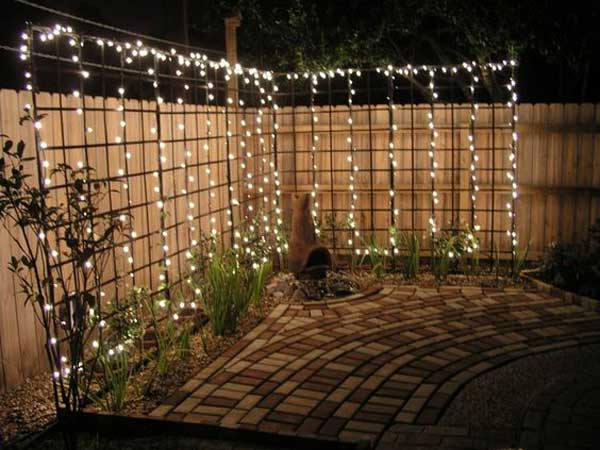 DIY Ιδέες προσθήκης φωτισμού αυλής24