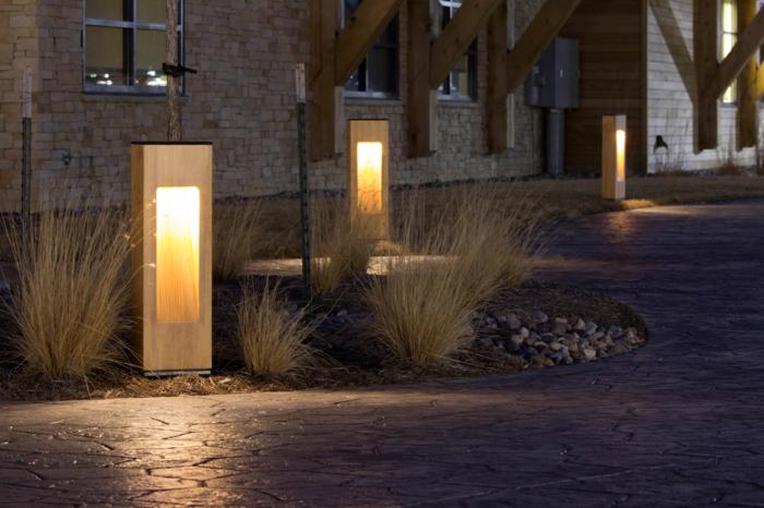 DIY Ιδέες προσθήκης φωτισμού αυλής28