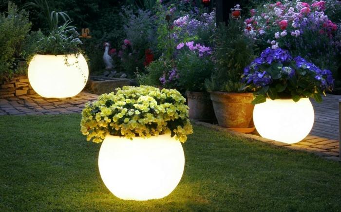 DIY Ιδέες προσθήκης φωτισμού αυλής29