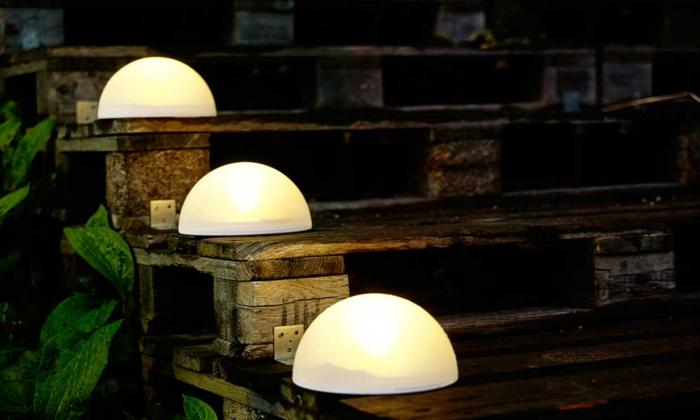 DIY Ιδέες προσθήκης φωτισμού αυλής31